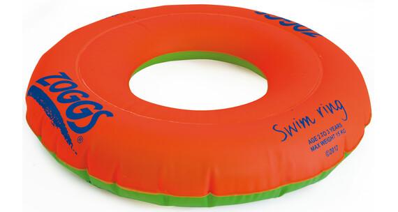 Zoggs Swim Ring 3-6 years Orange/Green